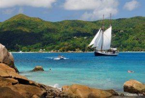Seychelles 35 ft Traditional Sailing Schooner 1