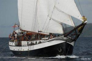 Seychelles 35 ft Traditional Sailing Schooner