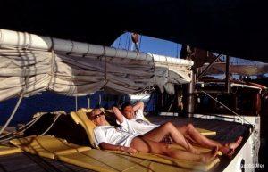 Seychelles 35 ft Traditional Sailing Schooner Sundeck