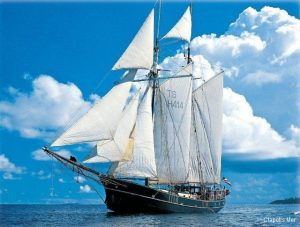 Seychelles 36 ft Traditional Sailing Schooner