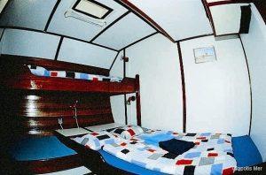 Seychelles 36 ft Traditional Sailing Schooner Double Cabin