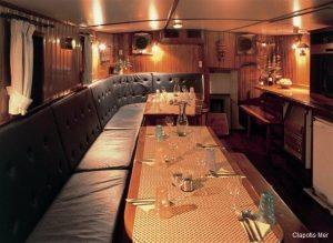 Seychelles 36 ft Traditional Sailing Schooner Saloon