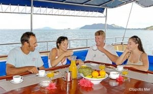 Seychelles 42 metre Ketch Sailing Yacht Under Sail2
