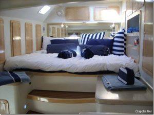 Seychelles 53 ft Luxury Sailing Catamaran Double Cabin 2
