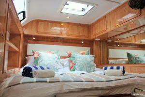 Seychelles 53 ft Luxury Sailing Catamaran Double Cabin