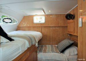 Seychelles 53 ft Luxury Sailing Catamaran Twin Cabin