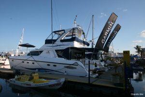 Seychelles Africat 45 ft Power Catamaran