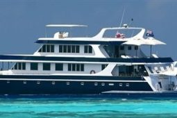 1Maldives 110 ft Luxurious Motor Yacht View