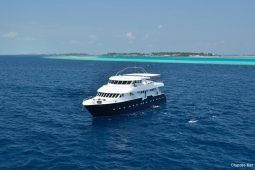 1Maldives 28 m Luxury Motor Yacht Cruising OK