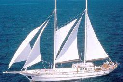 1Maldives 30 m Sailing Schooner Sailing