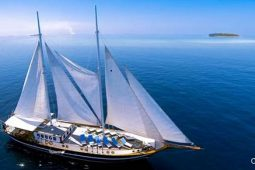 2Maldives 30 m Sailing Schooner Over View