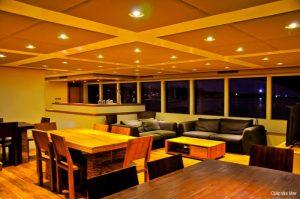 5Maldives 123 ft Luxury Motor Yacht Main Lounge