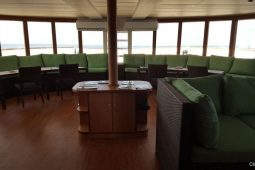 5Maldives 43 metre Luxury Motor Yacht Main Saloon Area