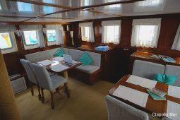 6Maldives 30 m Sailing Schooner Saloon
