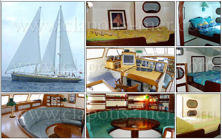 private yacht charter madagascar