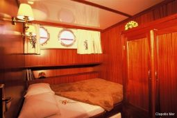 Maldives 30 m Sailing Schooner 6  Double Cabins