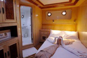Maldives 37 metre Deluxe Motor Yacht Double Cabin 2