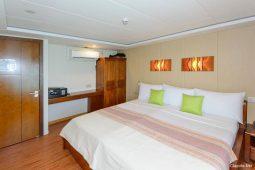 Maldives 43 metre Luxury Motor Yacht Double Cabin 1