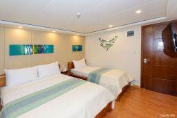 Maldives 43 metre Luxury Motor Yacht Triple Cabin