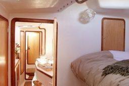 Maldives Catamaran 480 Hallway