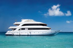Maldives Luxury 33 metre motor yacht 2 original with boat name