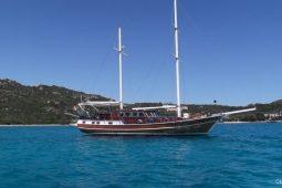 Italy 22 m ketch gulet boat