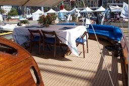 22 m ketch gulet boat Italy