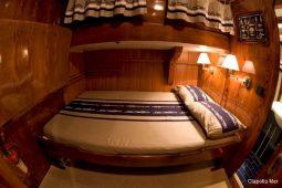223 metre ketch gulet yacht Sa Italy