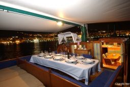 24 metre luxury cruising gulet Italy