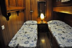27 metre Turkish ketch gulet boat Italy