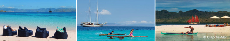 Luxury Sailing Yacht Charter Indonesia