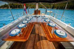 33 metre sailing schooner Croatia