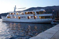 38 metre Motor yacht Croatia-1