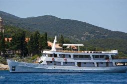 38 metre Motor yacht Croatia-2