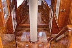 25 metre classic ketch sailing yacht South East Asia Thailand