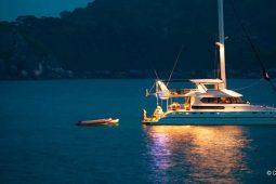 70 ft Sailing catamaran South East Asia