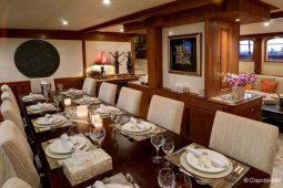 39 metre Luxury classic sailing schooner Indonesia