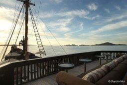 46 metre Luxury traditional sailing vessel Indonesia