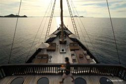 46 metre Luxury traditional sailing vessel Indonesia