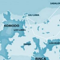 Southeast Asia cruising itinerary maps