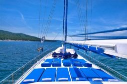 Luxury 27 metre gulet cruise Croatia