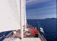 32 metre schooner Croatia