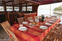 24 metre ketch gulet Croatia