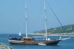 32 metre ketch gulet Croatia