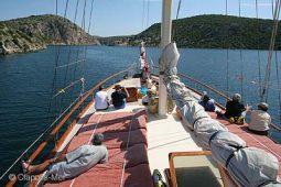 28 metre ketch gulet Croatia