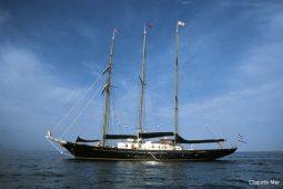 41 metre Classic sailing yacht