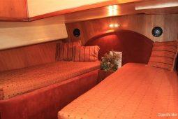 65 ft motor sailing yacht Greece