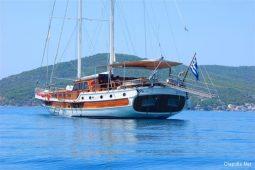 27 metre Motor sailing ketch yacht Greece