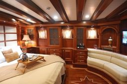 37 metre Luxury turkish schooner yacht