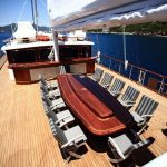 31 metre Luxury turkish schooner yacht Turkey